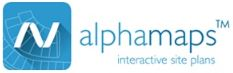 Alpha Maps logo
